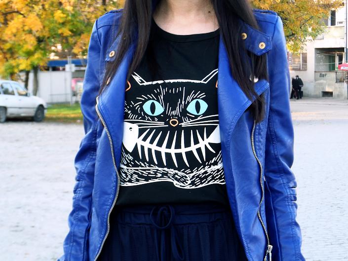 OUTFIT: Blue Cat Blues   DARE 2 WEAR