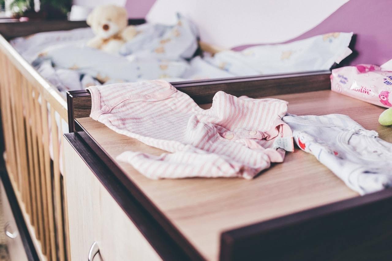 妊娠中に準備する赤ちゃんの授乳の部屋