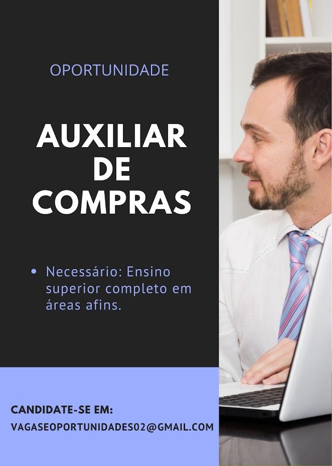 AUXILIAR DE COMPRAS