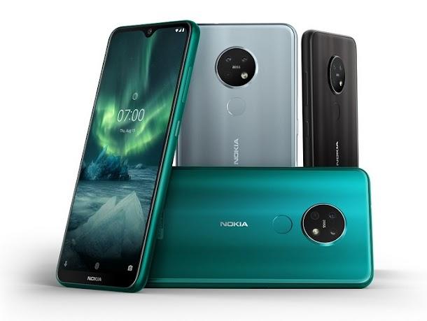 Nokia 7.2 dan Nokia 6.2 Resmi Dirilis, Inilah Spesifikasi dan Harganya