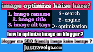 image optimization kaise kare, alt tags kaise use kare, Blogger Post Me Images Ko Seo Optimized Kyu Aur Kaise Kare, blogger post image alt tags in Hindi
