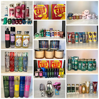 Bath & Body Works | Semi-Annual Sale | #WeLoveSale Purchases to Date