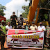 Dandim 0406/MLM  Dampingi bupati Musi Rawas kegiatan Karya Bakri TNI