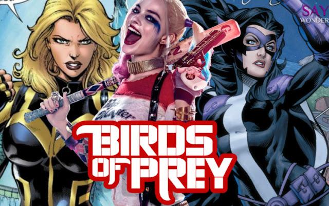 Hot New Movie Trailers Birds of prey