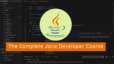 [Free Course]The Complete Java Developer Course – Learn Java ~ Google Driver Link