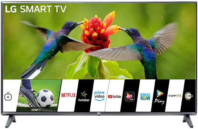 LG 32 INCH 32LJ573D HD READY LED SMART TV