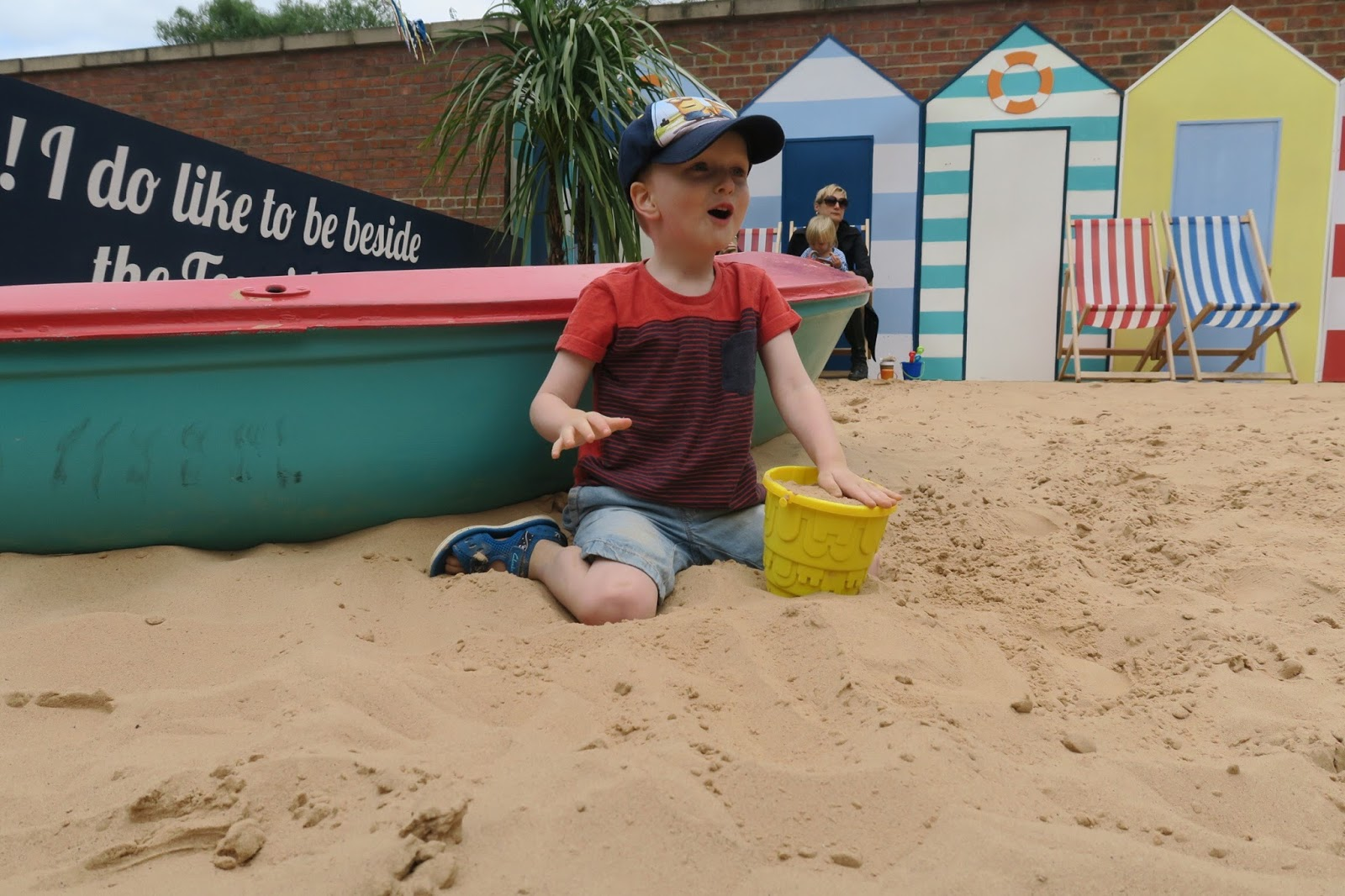 Preston Park Museum | Teddy Bears Picnic - A Review - Summer beach