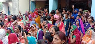 BSF जवान का शव पहुंचते ही परिजनों में मचा कोहराम   #NayaSaberaNetwork