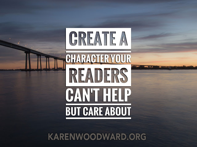 Create a Character Readers Can't Help But Care About