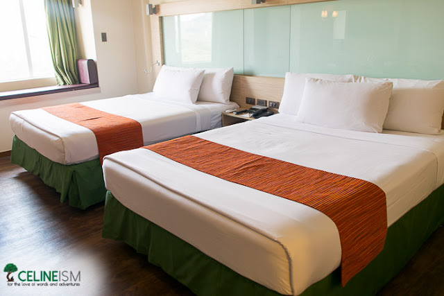 microtel baguio room rates