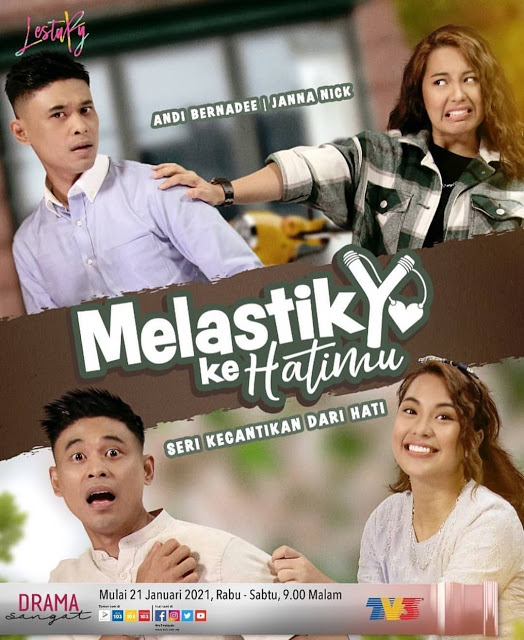 Drama terbaru slot LESTARY tv3