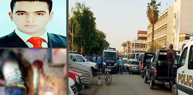 حادث الاميرية الذي حدث اليوم - الاميرية الان - منطقة الاميريه - فيديو حادث الاميرية