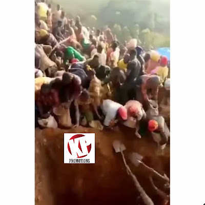 Congolese Villagers Discover A Whole Mountain Full Of Gold In Republic Of Congo (Watch Video)