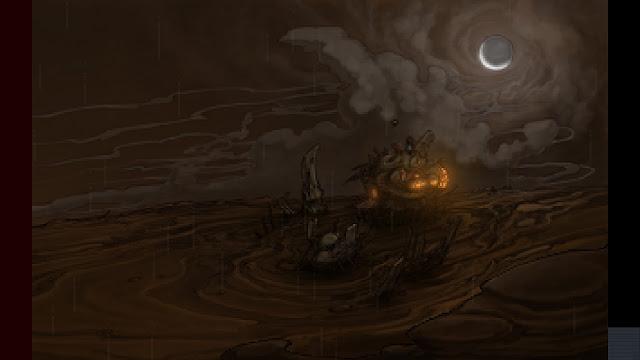 Screenshot from game Primordia