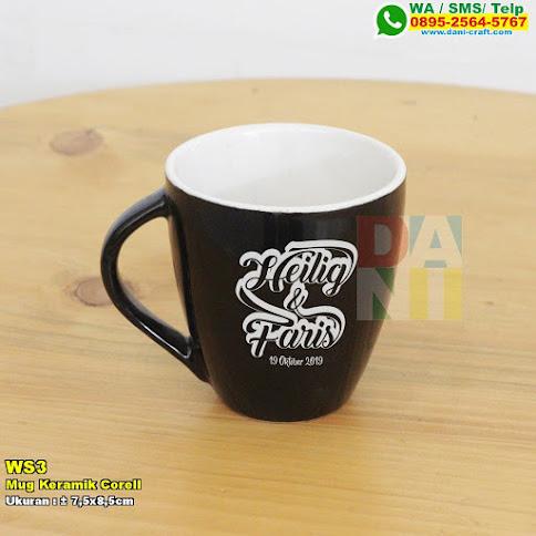 Mug Keramik Corell