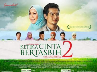 film indonesia populer ketika cinta bertasbih