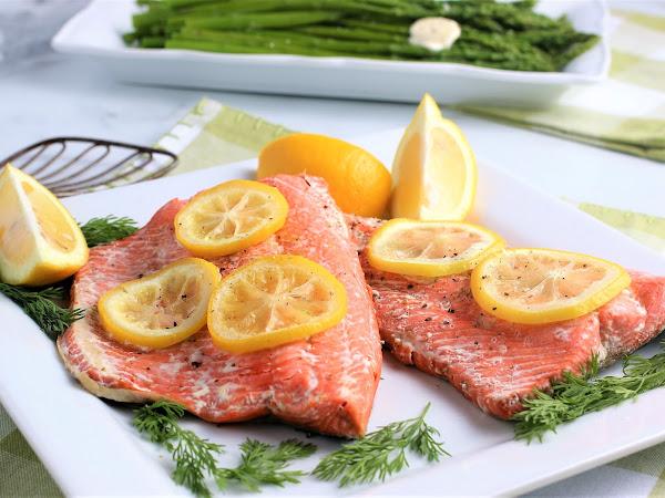 Instant Pot: Salmon
