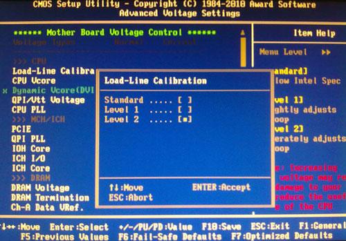 LGA1366 Overclock Bios 5