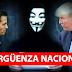 Anonymous Responde Y Humilla A Peña Nieto Por Visita De Donald Trump A México.