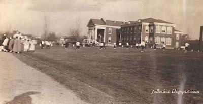 Harrisonburg Teachers College 1924 https://jollettetc.blogspot.com