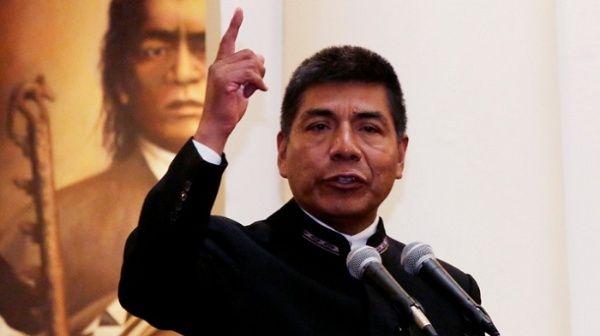 Excanciller boliviano: el pueblo quiere retomar la democracia