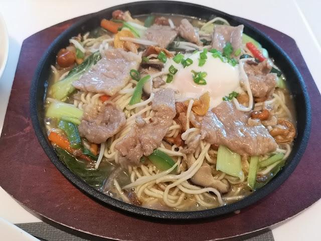 Braised Shanghai noodle with Kurobuta pork