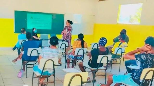 CRAS Itinerante mobiliza comunidades em Acajutiba