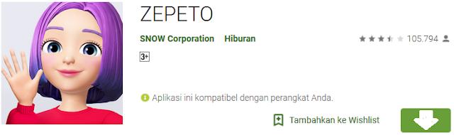 download Zepeto Mod APK