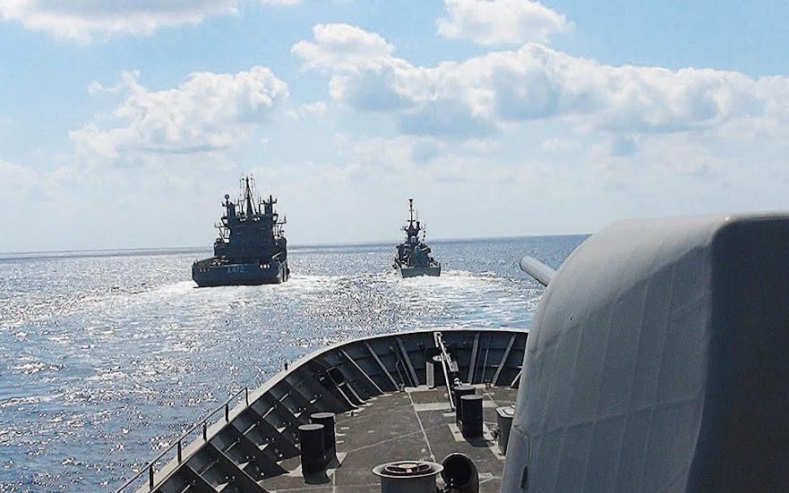 Η ναυτική ισχύς στο προσκήνιο
