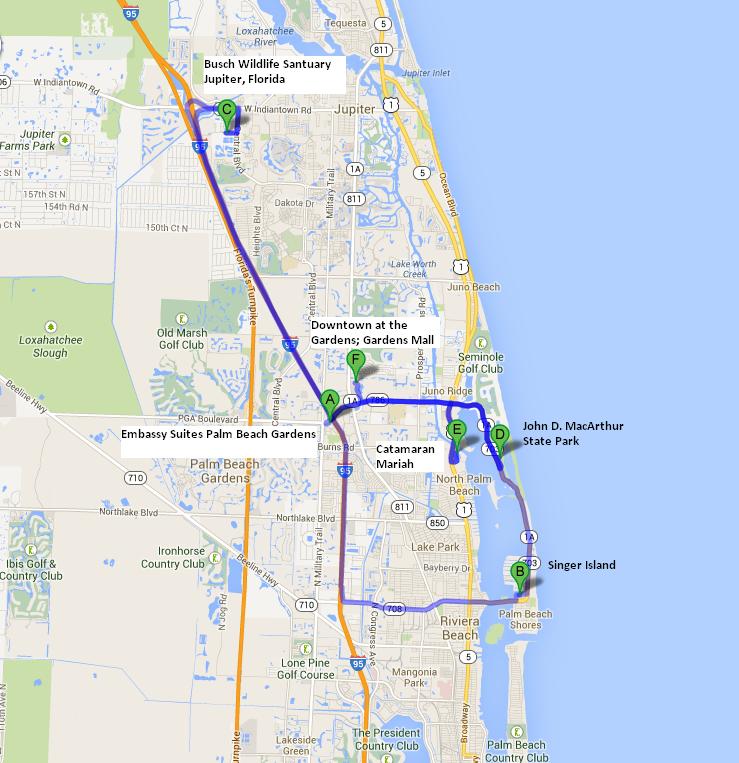 Singer Island Florida Map.Florida Singer Island Beach Map Palm