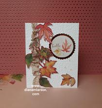 """DL.ART THANKFUL THURSDAY CHALLENGE #286 """"Leaves"""""""