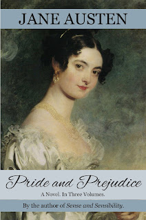 Book cover: Pride & Prejudice, Written by Jane Austen and Restored by Sophie Turner