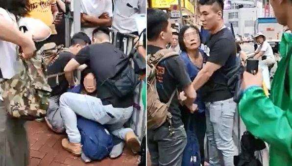 Kabur Setelah Mencuri Pakaian, Wanita di Causeway Bay di Tangkap 2 Polisi Hong Kong Berpakaian Preman