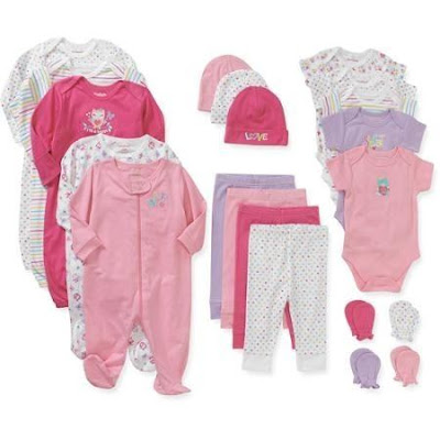 Tips Memilih Baju Bayi Baru Lahir