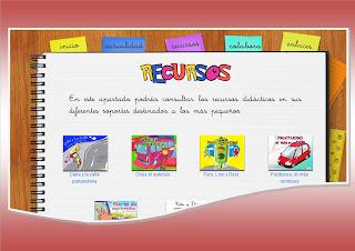 http://aprendeeducacionvial.es/videos.html