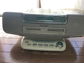パナソニック製MDラジカセRX-MDX81