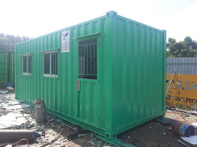Cho Thuê Container Tại Long Sơn Vũng Tàu