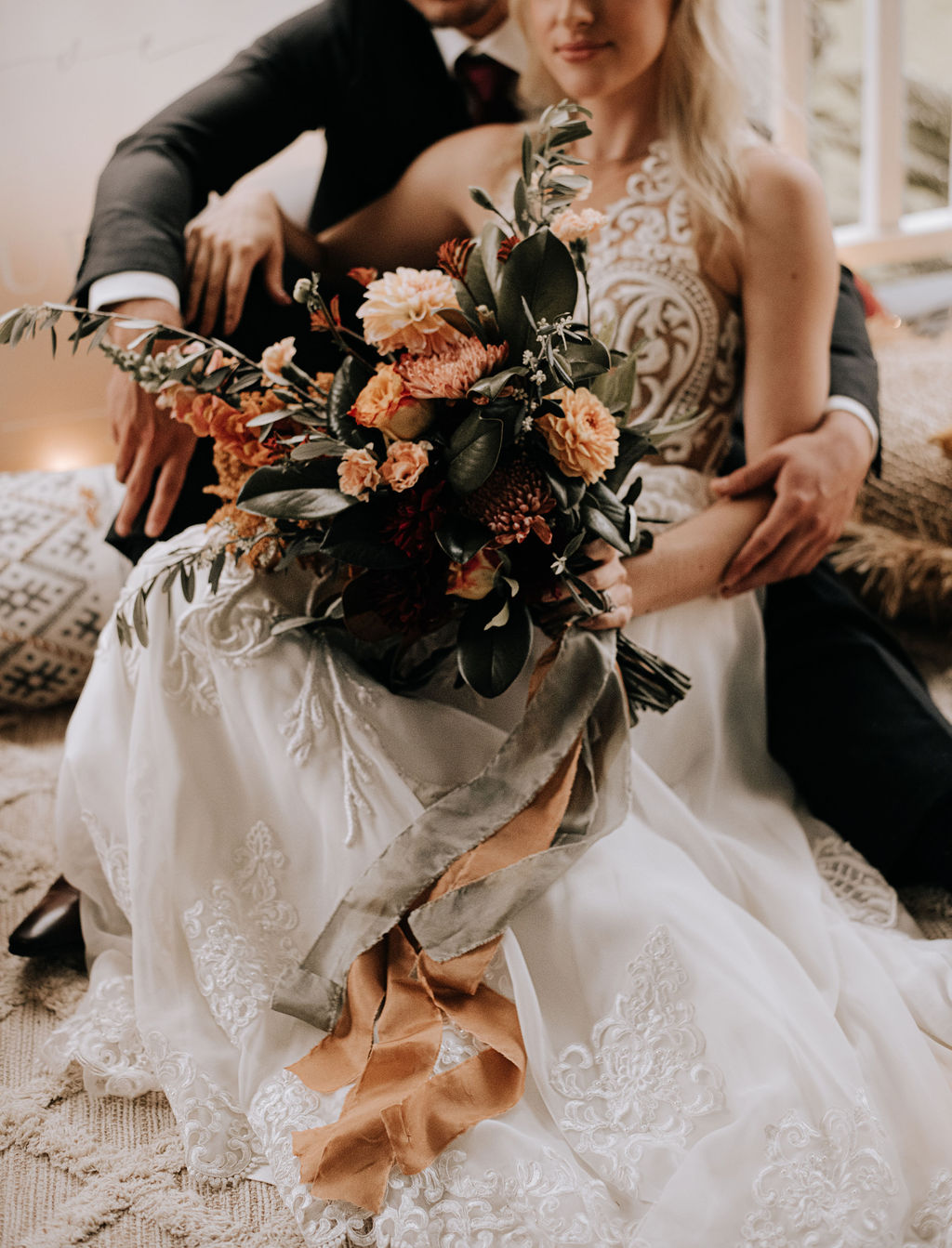 LUXE BOHO BRIDE HINTERLAND WEDDING SHOOT