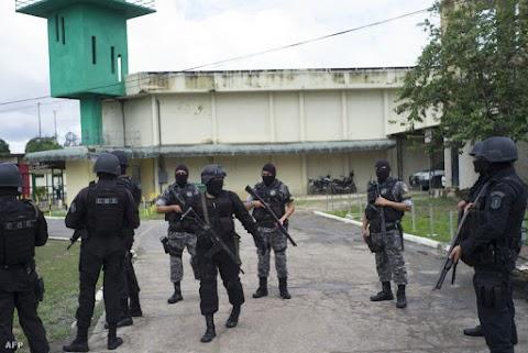 Több rab meghalt egy brazil börtönben kitört zavargásban
