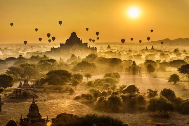 Bagan, Mianmar