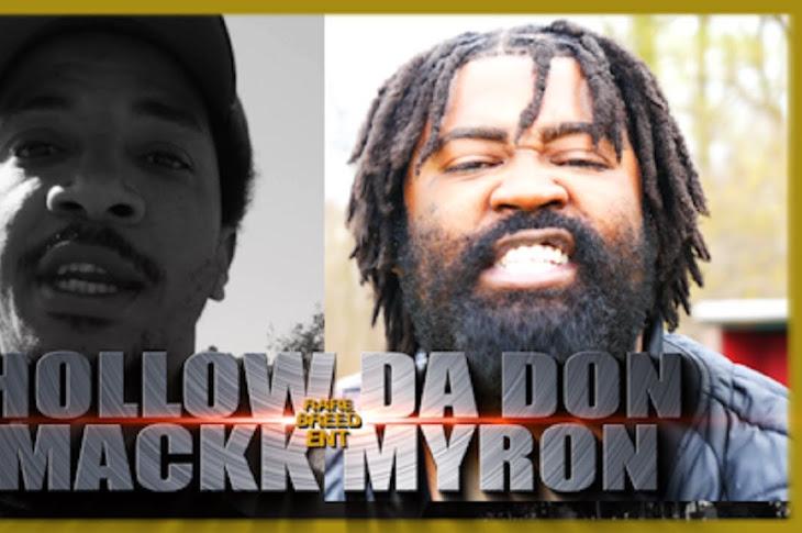 RBE Presents: Hollow Da Don vs Mackk Myron
