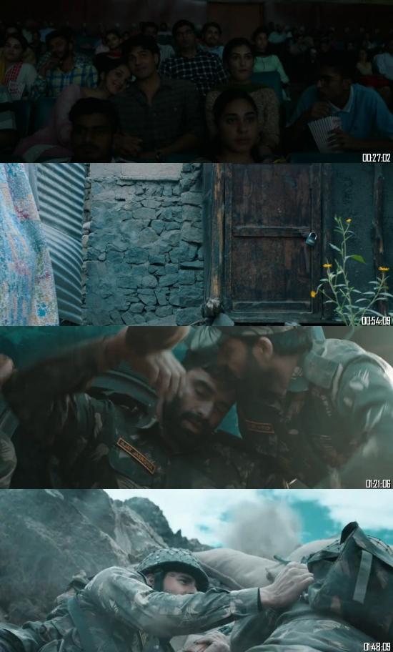 Shershaah 2021 Hindi 720p 480p WEB-DL x264 Full Movie
