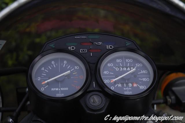 Les cousines Benelli / Moto Guzzi 254 (Années 70) _DSC0055