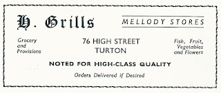 H. Grills, Grocery & Provisions, Turton