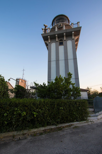 Faro del Parco del Cardeto-Ancona