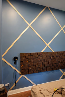 flat stock wall trim x pattern angle