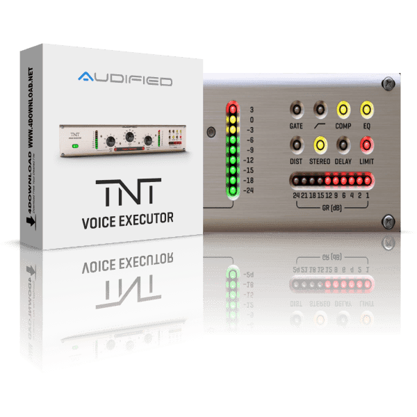 Audified TNT Voice Executor v1.1.0 Full version