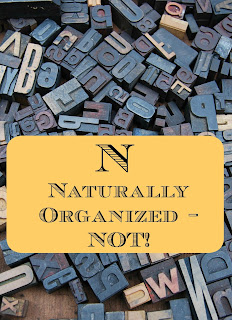 Naturally Organized - Not! on Homeschool Coffee Break @ kympossibleblog.blogspot.com  Here are a few tips for homeschool organization, for the Not Naturally Organized moms like me . . .