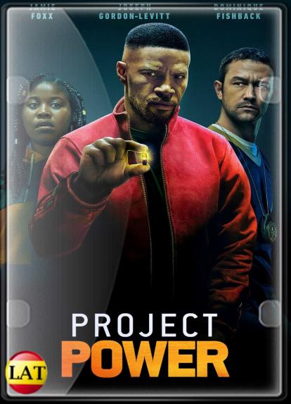 Proyecto Power (2020) DVDRIP LATINO