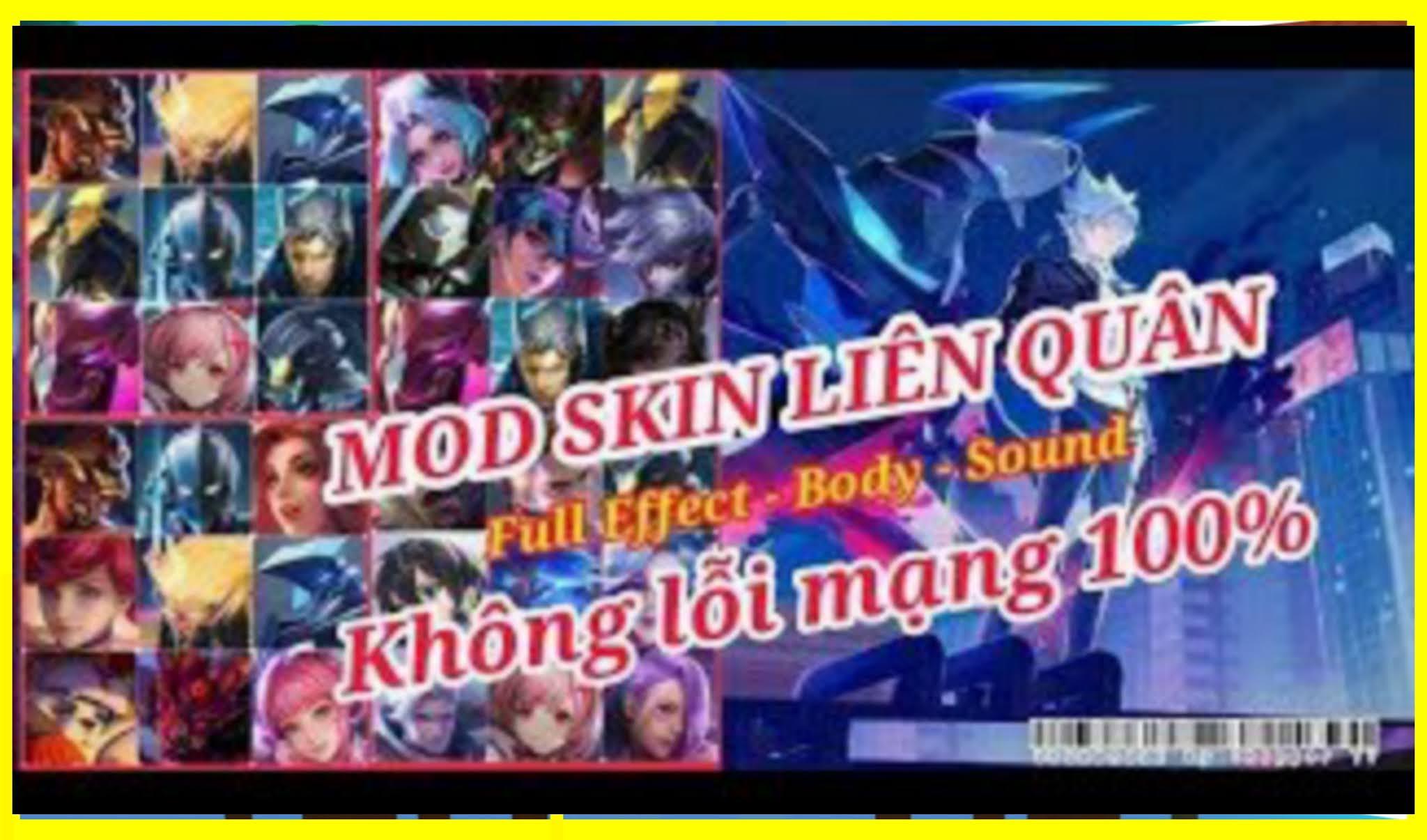 Mod 30 Skin Liên Quân Mùa 19 Full Hiệu Ứng Âm Thanh Không Lỗi Mới Nhất | PLOK Gaming TV